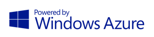 Powered by Windows Azure Logo point5